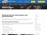 Electrical Repairs | Express Auto Services