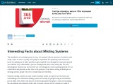 Interesting facts about misting systems