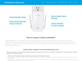 How to Login to Linksys Extender