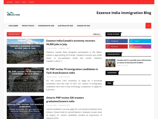 Exxence India Best Consultancy having more than 5 years of experience