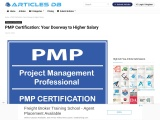PMP Certification: Your Doorway to Higher Salary and Successful Career