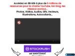 STOCKRUSH  5 MILLIONS DE VIDEOS, PHOTOS, AUDIOS