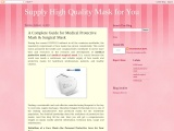 A Complete Guide for Medical Protective Mask & Surgical Mask