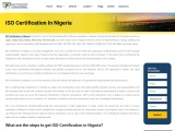 How to get ISO Certification in Nigeria in Simple Steps?