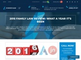 2015 Family Law Review: What A Year It's Been