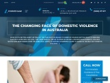 THE CHANGING FACE OF DOMESTIC VIOLENCE IN AUSTRALIA