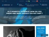 IS IT DOMESTIC VIOLENCE? HOW DO YOU KNOW AND WHAT SHOULD YOU DO? PART 1