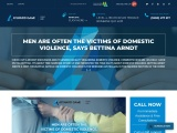 Men are often the victims of domestic violence, says Bettina Arndt