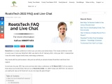 RootsTech FAQ and Live Chat – Family Tree Maker Live Chat