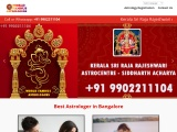Best Astrologer in Bangalore | Famous & Genuine Astrologer in Bangalore