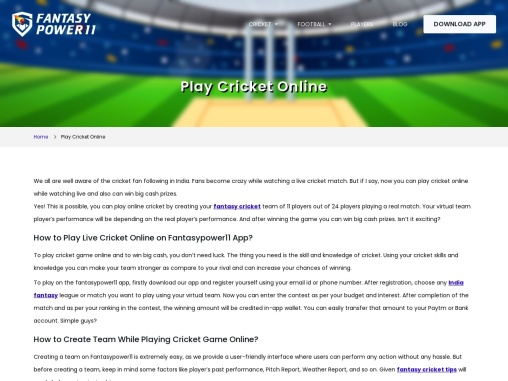 cricket games | best cricket games | best cricket games for android