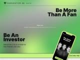 FanVestor Celebrity podcast to known about celebrity stratups