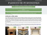 Buy solid coffee table online | furniture console table online in uk