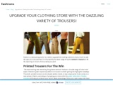 Womens Trousers Distributor –  Great Collection Of Ladies Trousers