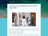 Summer Fashion Trousers – New Superior Quality Trousers For Girls!