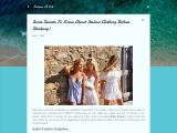 Italian Ladies Clothes – Italian Clothing Manufacturers