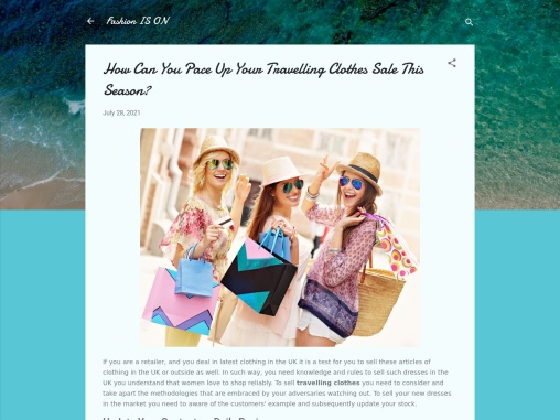 Ladies Clothes Shops – Instructions To Grow Your Clothing Sales This Year!