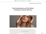 Wholesale Jewellery Uk – Some Excellent Steps Before Investing In fashion Business!