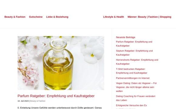 Fashionmadl: Beautymagazin & Fashionblog