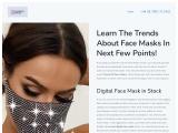 Trends Of Face Masks – Wholesale Digital Face Mask