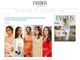 10 Pakistani Actresses Who Dazzle in A Saree-Fashion Times Magazine