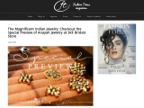 The Magnificent Indian Jewelry: Checkout the Special Preview of Anayah Jewelry at SKF Bridals Store