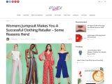 Jumpsuits For Women Uk – Getting Playsuits In Bulk Is Wise Step, Reasons How!