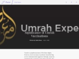Significance of Umrah Vaccinations