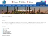 Ceramic Fiber Blanket suppliers in Saudi | Fezeco | Buy now!