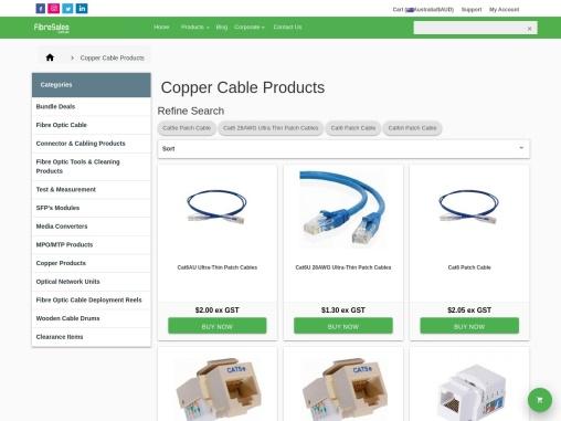 Copper Cable Copper Cable Copper Cable