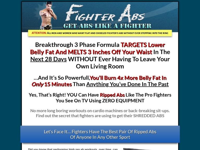 Fighter Abs screenshot