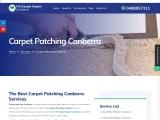 Professional For Carpet Patch Repair Canberra – Fill Carpet Repair Canberra