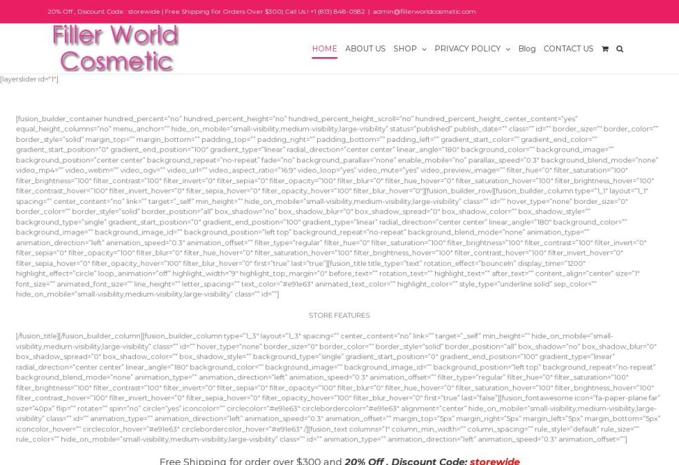 Site screenshot
