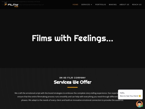FILMY ADS | Ad Film Company | Ad Film Maker | Video Advertising Agency in Chennai
