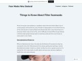 Find best filter facemasks in NZ