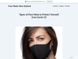 Types of Face Mask to Protect Yourself from Covid-19