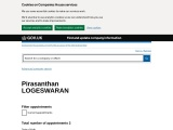Logeswaran Pirasanthan Supr Construction Limited || Find Update Company | Officers