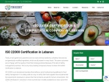 ISO 22000 Certification in Beirut