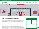 ISO 27001 Certification In Jordan