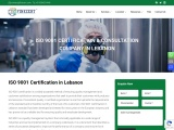 ISO 9001 Certification In Beirut