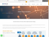 Robotic Process Automation in UK   RPA Tools in UK – Finesse Global