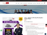 ACCA Diploma in IFRS (DipIFR)