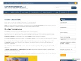 oil and gas course   diploma in oil and gas