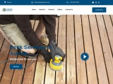 Deck  Services Your deck or porch is an open air augmentation of your home.