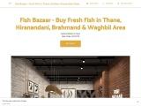 Fish Shop in Hiranandani Estate