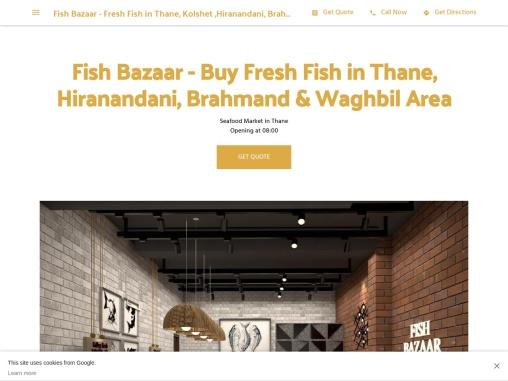 Fish Shop in Anand Nagar