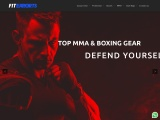 MMA Training Gear & Sportswear Clothing – FitExports