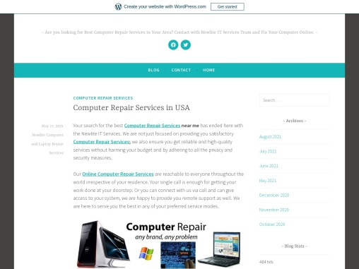 Computer Repair Services in USA