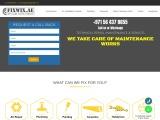 Professional handyman Services Dubai