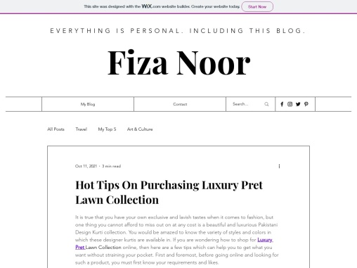 Hot Tips On Purchasing Luxury Pret Lawn Collection